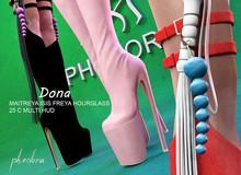 Phedora ~ dona boots { ADD ME <3 }