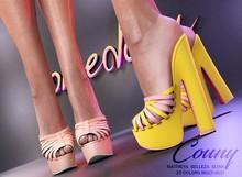 Phedora ~ Couny heels { ADD ME <3 }