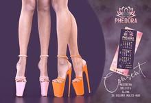 Phedora ~ Consent heels {ADD ME <3}