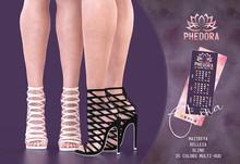 phedora ~ Cluna heels {ADD ME <33}