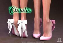 Phedora ~ Claudia heels ~ 28 c