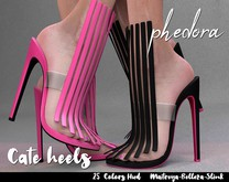 Phedora ~ Cate heels {ADD ME <3}