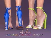 Phedora ~ Casey heels { ADD ME <3}