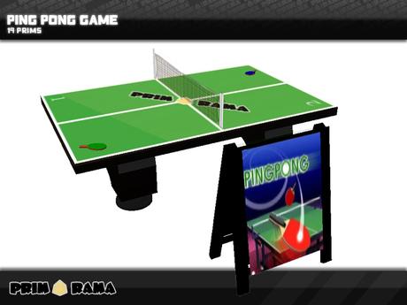 Ping Pong Game ™