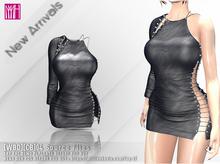 [WBD][CB]Full Perm 04 Leather skirt