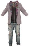 ALB LOGAN outfit D/G - SLink Adin FitMesh Edus Belleza Onupup