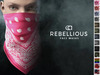 CA REBELLIOUS FACE MASKS LADIES
