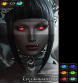 -Elemental- 'Eerie' Animated Eyes - Vivids