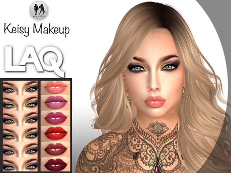 .:H.F KEISY MAKEUP LAQ APPLIER (add to open)