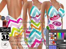 Summer & Spring light dress [eBody, EVE, Tonic, Ruth 2, classic avatar]