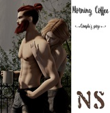 NS Poses - Morning Coffee Couple's pose