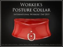 Worker's Posture Collar