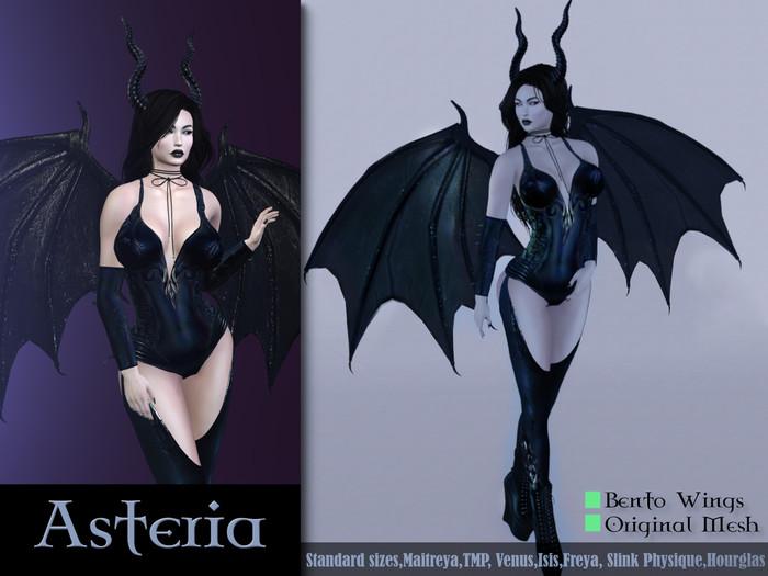 * Asteria * Original Mesh