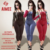 LEGENDAIRE AIMEE OUTFIT