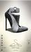 [sYs] POPP heels  (body mesh) - black/white