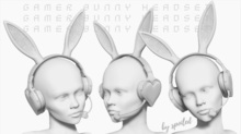 Spoiled - Bunny Gaming Headset Fatpack DEMO
