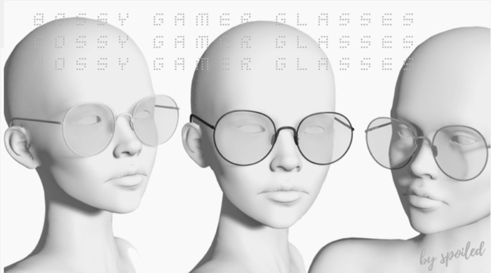 Spoiled - Bossy Gamer Glasses Fatpack DEMO
