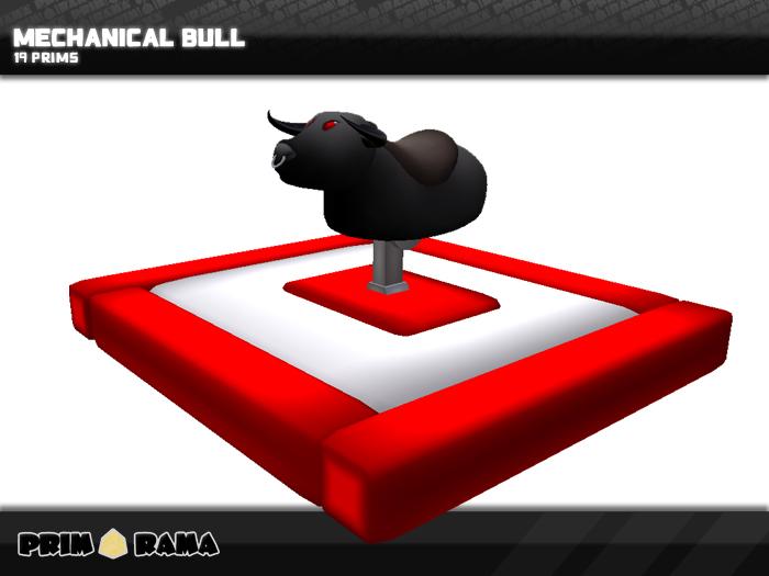 Mechanical Bull Ride ™