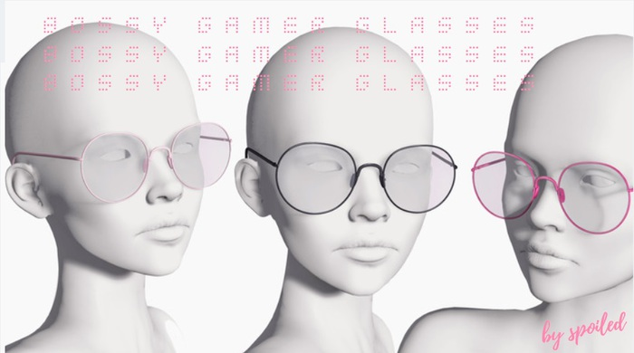 Spoiled - Bossy Gamer Glasses