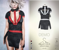 [sYs] URSULE dress (body mesh) - DEMO