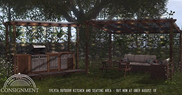 [Con.] Sylvia Outdoor Kitchen - PG
