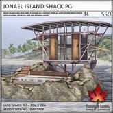 Trompe Loeil - Jonael Island Shack PG V1.1 [mesh]
