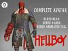 :: UCM :: Hellboy Avatar - Bento