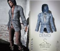 [sYs] D-ZERO jacket M (fitted & body mesh) - DEMO