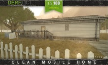 DERELICT - Clean Mobile Home 2.0