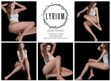 Lyrium. Aida series
