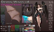 Sensations Demon Wings 4
