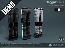 *DEMO* Baggyz pants (Electro) V.3 (UNISEX) [Neurolab Inc.]