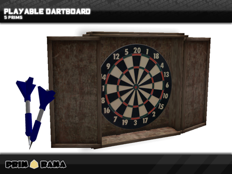 Playable Dartboard ™
