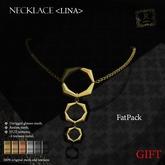 Romazin - Necklace <Lina> GIFT