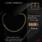 Romazin - Chain <Simbad> GIFT MEN
