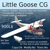 Little Goose CG v12 (Rez type)