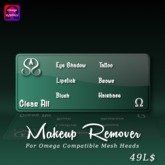 Makeup Remover - Omega