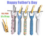 [ FULL PERM ] Father's day Hanging Tie Decoration