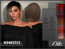 Ade - Honestly Hairstyle (Reds)
