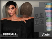 Ade - Honestly Hairstyle (Pastels)