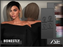 Ade - Honestly Hairstyle (Ombres)