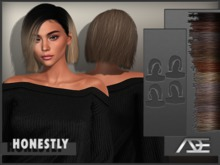 Ade - Honestly Hairstyle (Browns)