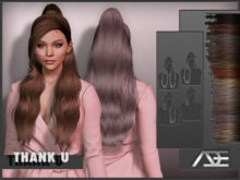Ade - Thank U Hairstyle (Browns)