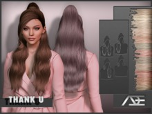 Ade - Thank U Hairstyle (Blondes)