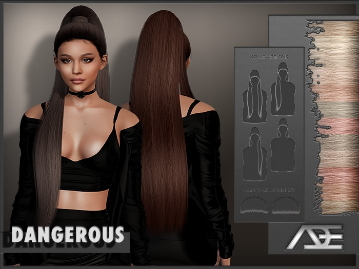 Ade - Dangerous Hairstyle (Blondes)