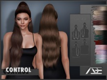 Ade - Control Hairstyle (Ombres)