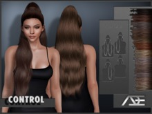 Ade - Control Hairstyle (Browns)