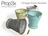 Dutch buckets 1