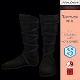 Faida & Velvet Whip - Tormund Boots Blue