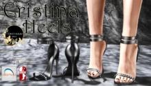 Continuum Cristina Heels
